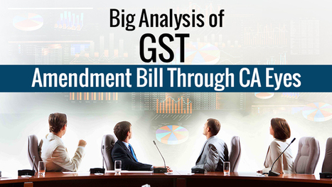Big Analysis of GST